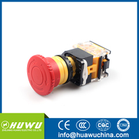 HUAWU xb38 pushbutton switch push pull switch