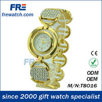 watches for women copper watch geneva quartz watches japan movt (T8016)