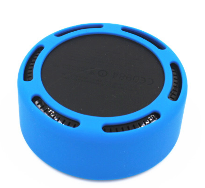 amazon echo custom design amazon echo dot silicone stand /case