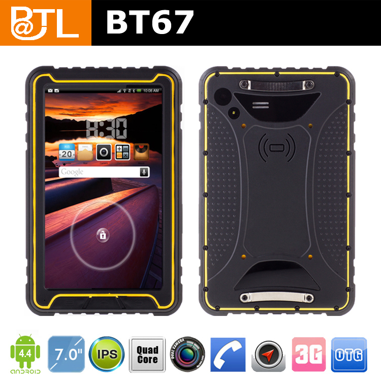 BATL BT67 IPS LCD HD 1280*720 450nit free sample tablet pc