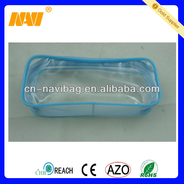 clear pencil pouch(NV-P0191)