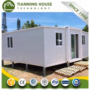 Expandable Combined Flat Pack Modular Container House