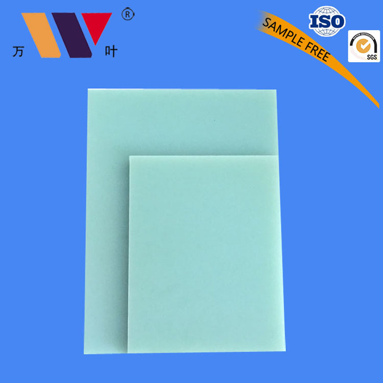 Cheap Colorful Products Fr4 Epoxy Glass Cloth Laminated Sheet