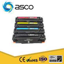 CF410X (410X) Compatible Laser Color Toner Cartridge use for HP Color LaserJet M452 M477