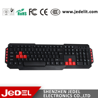 Manufacturer Wholesale Custom Arabic Standard Wired Latest Computer Keyboard