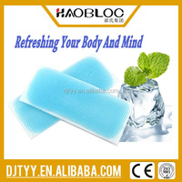 Fever Cooling Pain Relief Gel Cream Patch