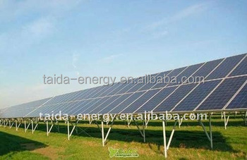 factory wholesale high efficiency solar electricity generating system for home