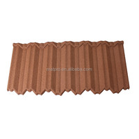 Terracotta red Photovoltaic solar Asian style Glazed roof panel