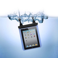 waterproof bag cover for Ipad, wholesale waterproof bag For IPad, pvc waterproof bags