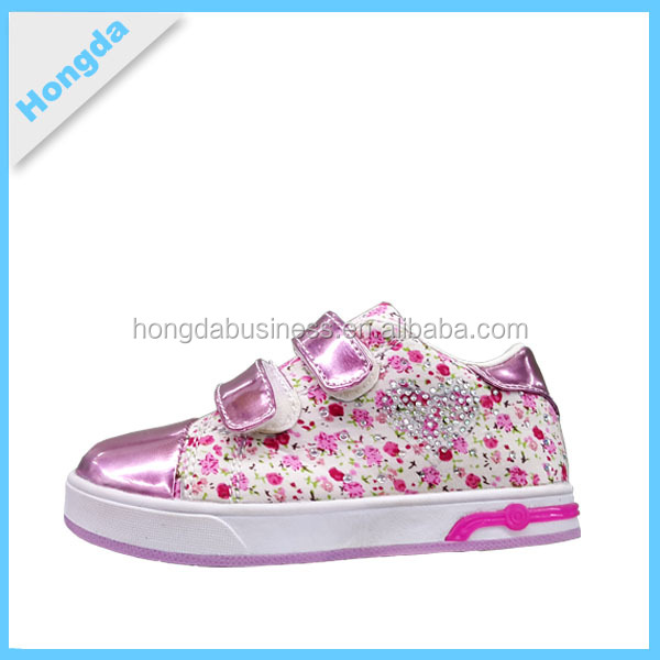 New kids shoes pink used girls shoes 2017 for sale
