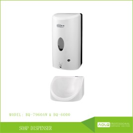 Commercial Automatic Hand Sanitizer Spray Dispenser for Bathroom