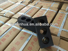 Prestressed Flat Anchor head ,wedge and Grouting Plate