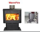 wood burning high power stove with fan WM204B-2500