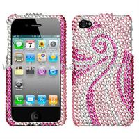 Rhine Stone Crystal Diamond Bling Case for iphone 4/4S