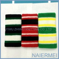 wholesale towl terry wrist band wrist warmer