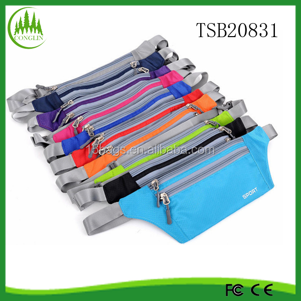 Hot Running Belt Pouch Fanny Pack Camping Sport Money Bag Hiking Waist Bag