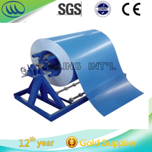 Hot Sale Best Quality Good Price 3T/5T Steel Coil Manual Uncoiler/Decoiler Machine