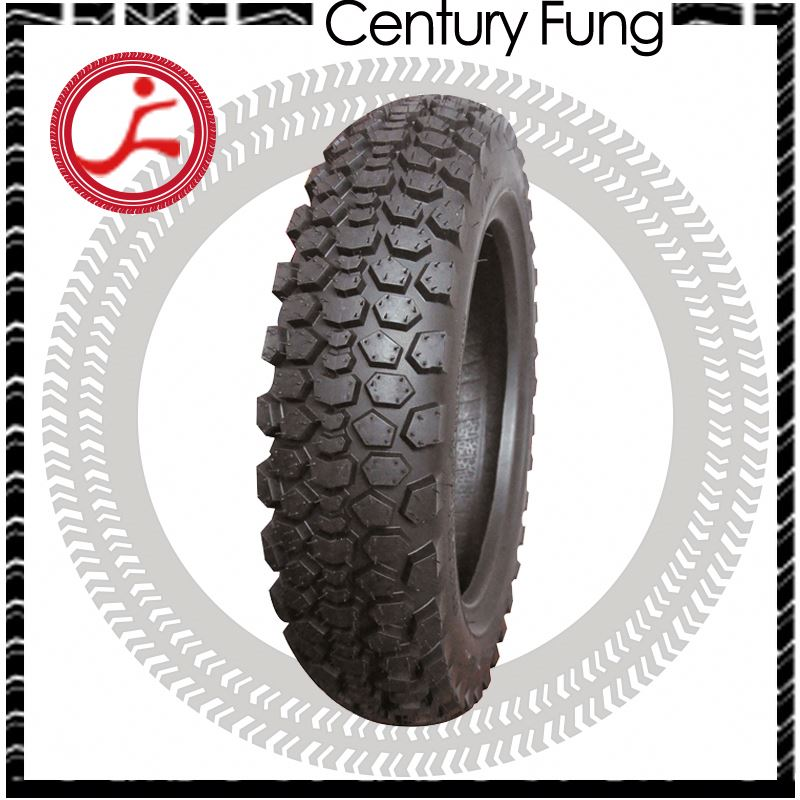 Natural Rubber 300-18 Scooter Motorcycle Tyre