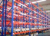 Steel Cold Storage Shelf System Steel Warehouse Rack from China