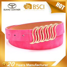 Top Quality Women Braid Belt For Blouse Decoration Lady Braided Leather Belt For Dress