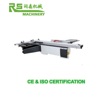 ROSN Woodworking Machine High Precision Sliding Table Panel Saw