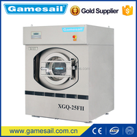 25kg Motorcycle industrial used commercial washing machine for sale