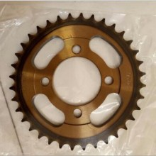 MMS food processing machinery steel/brass spur gear