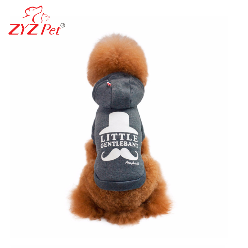 Cotton extra large dog clothes dog coats for pugs dachshund clothes