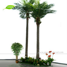 APM044 GNW 15ft artificial date palm tree for wedding decorations outdoor coconut tree