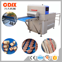 Widely application new frozen meat cutter