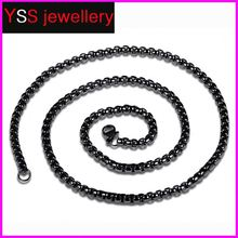 New 2016 Jewellery black beads gold chain designs
