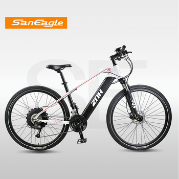 2016 alloy the electric mountain bike