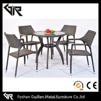 B2B products from china Rattan garden furniture sale GR-R51007