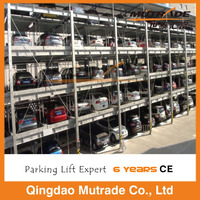 Automated Shelf Parking System/ Mechanical parking system