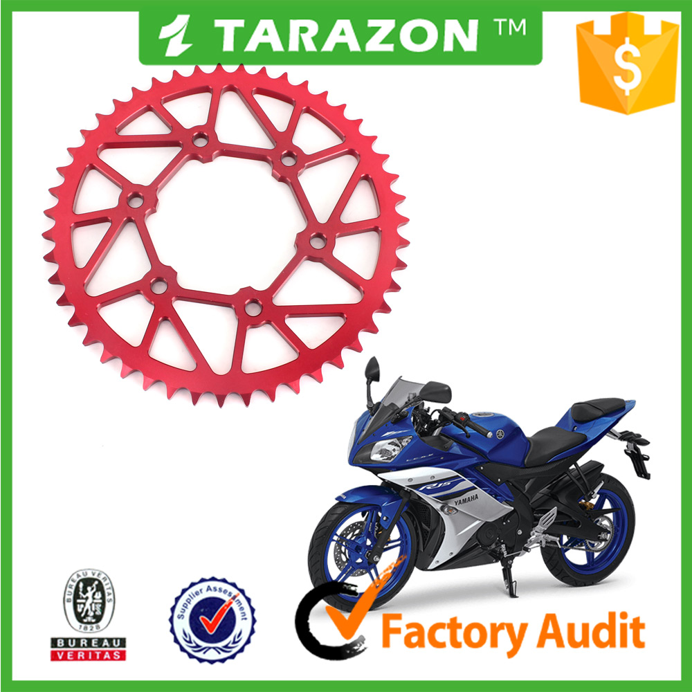 Best Price Motorcycle Chain Sprocket for Yamaha YZF R15