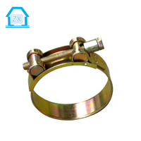 Zhaoxiang W2 Supra Heavy Duty Stainless Steel Hose Clamp