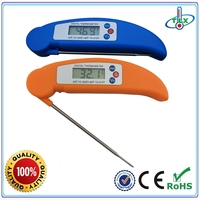 Special professional thermometers to measure temperature milk