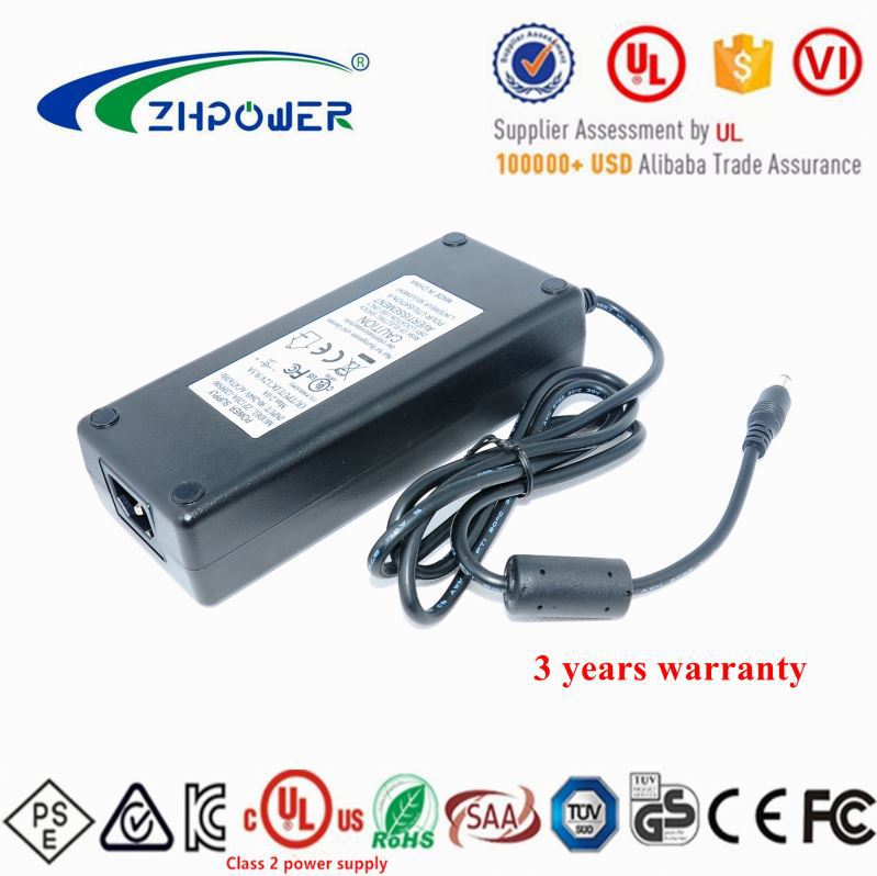 led lamp ac/dc adapter 12v 9.5a ac dc adapter for scanjet 12v 114w desktop power supply