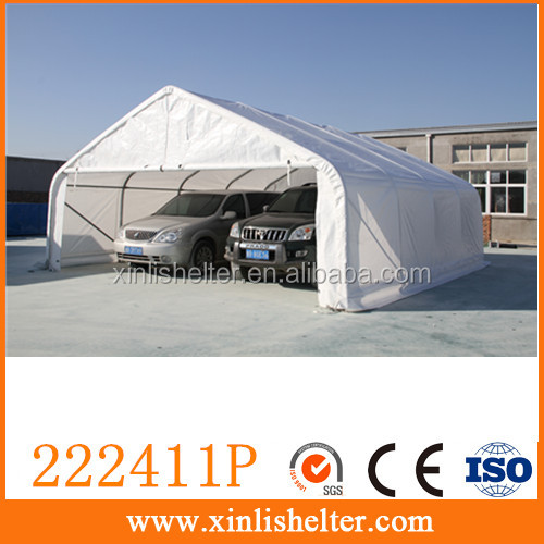 Waterproof Garden Portable Used 2 Car Parking Canopy Tent