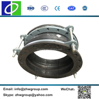 Industrial rubber coupling neoprene bellows expansion joint