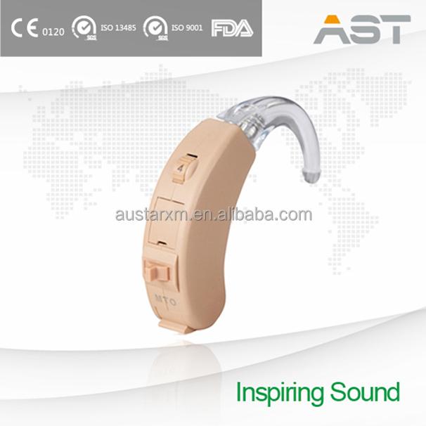 Austar Hearing Aid Inspiring Sound Hearing Aid BTE Cheap Hearing Aid