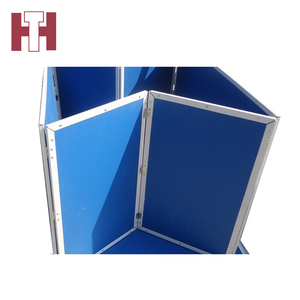 Customized printing plastic sheet pp corrugated box wholesale