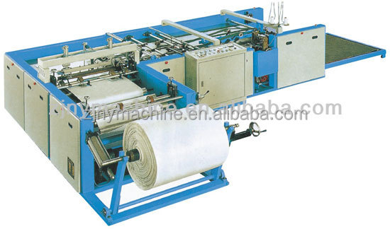 pp woven bag automatic cutting and sewing machine