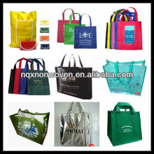 PP nonwoven bag with lamination,pp nonwoven bag shopping bag