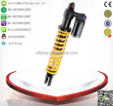 2015 hotsale direct-factory high quality air-spring double adjustable yellow ATV rear/front damper/shock absorber