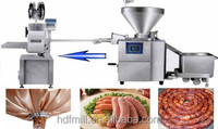 Salami Sausage filling machine with high-quality stainless steel