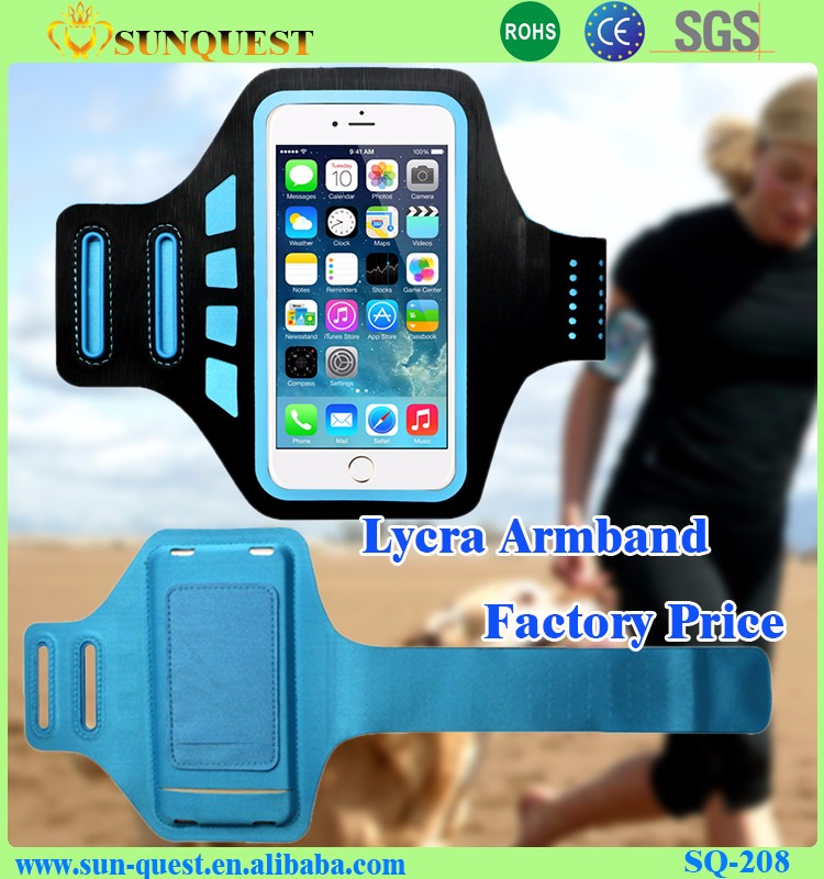 waterproof dustproof sport armband,universal adjustable sports armband,armband cellphone