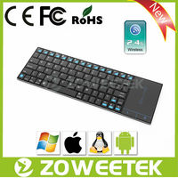 Latest Multimedia 10 Inch Keyboard with Touchpad for Android TV