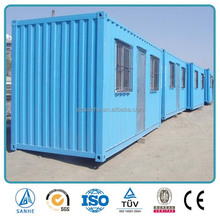Expandable flat pack container house with competitive price