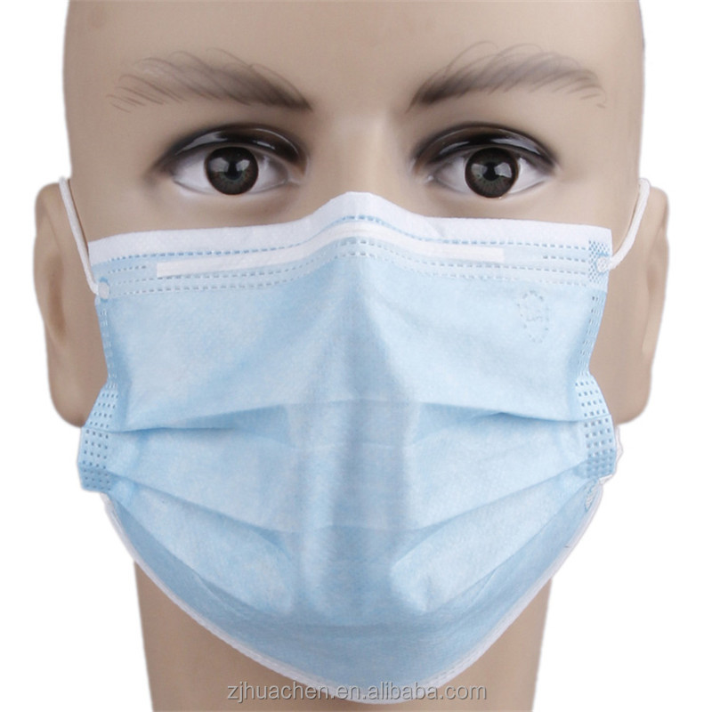 Fight Dust & Germs 3ply Disposable Nonwoven Disposable Face Mask